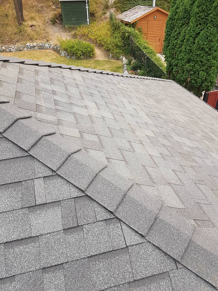 Owens Corning Estate Grey